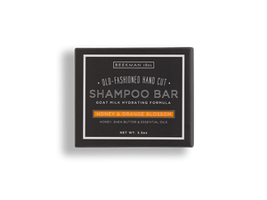 Beekman Shampoo Bar - Honey & Orange Blossom