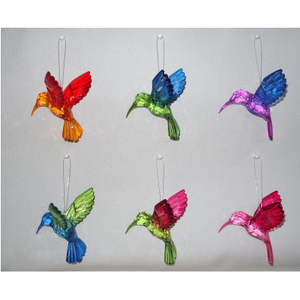 Hummingbird sun catcher