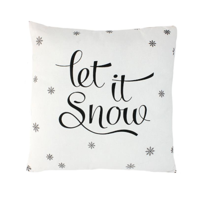 Let it Snow Pillow