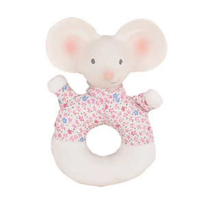 Meiya the Mouse Rattle Toy