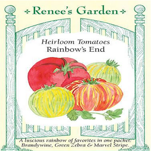 TOMATO RAINBOW'S END HEIRLOOM