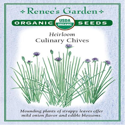 CHIVES CULINARY ORGANIC
