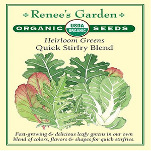 GREENS QUICK STIRFRY BLEND ORGANIC