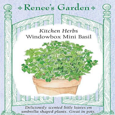 BASIL MINI WINDOWBOX