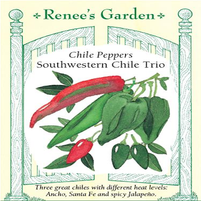 PEPPER SOUTHWESTERN TRIO CHILES