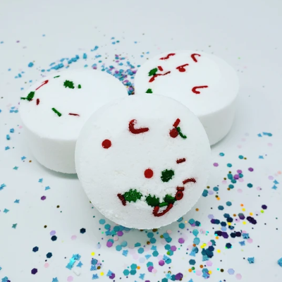 Peppermint Bark Shower Steamer