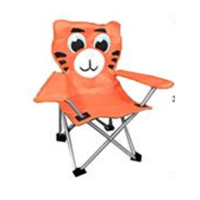 Tiger Folding Chair