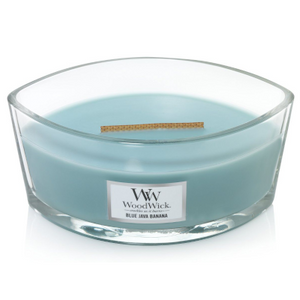Blue java banana woodwick - Ellipse