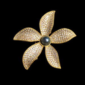 Flower Brooche