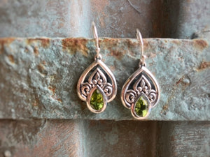 Olivine Earrings