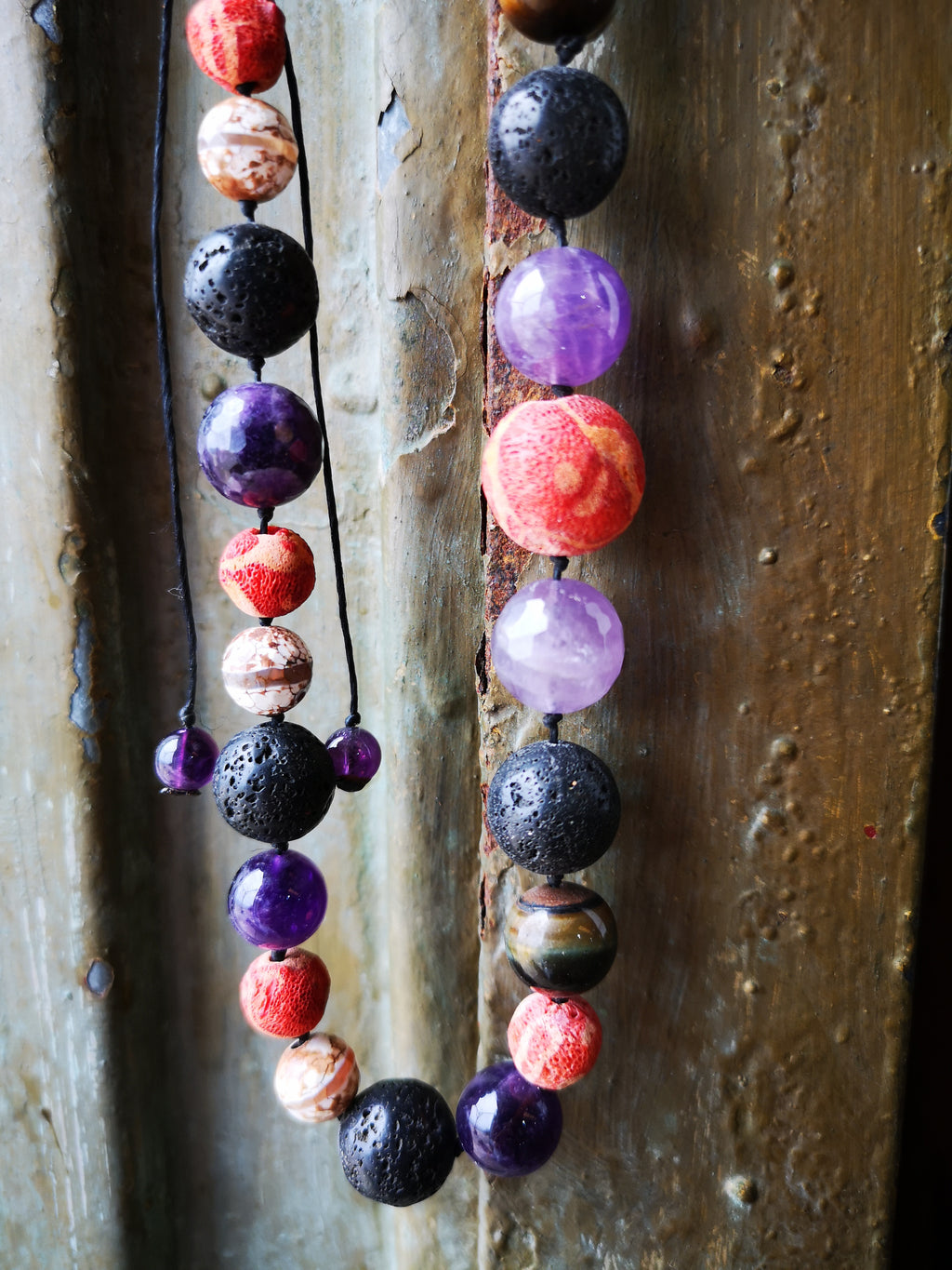 Stone Mix Necklace