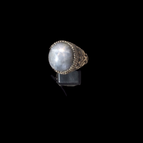 Star-Sapphire Ring