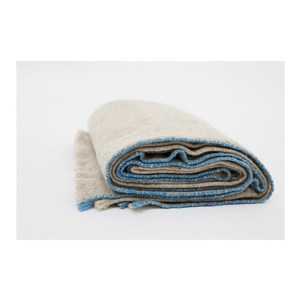 SISTERON GREY THROW