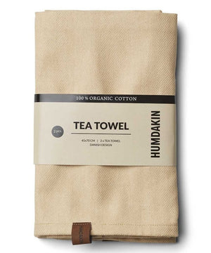 ORGANIC TEA TOWEL - 2 PACK
