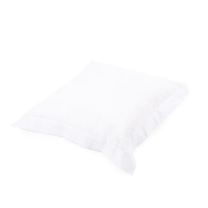 GENEVA WHITE PILLOWCASES