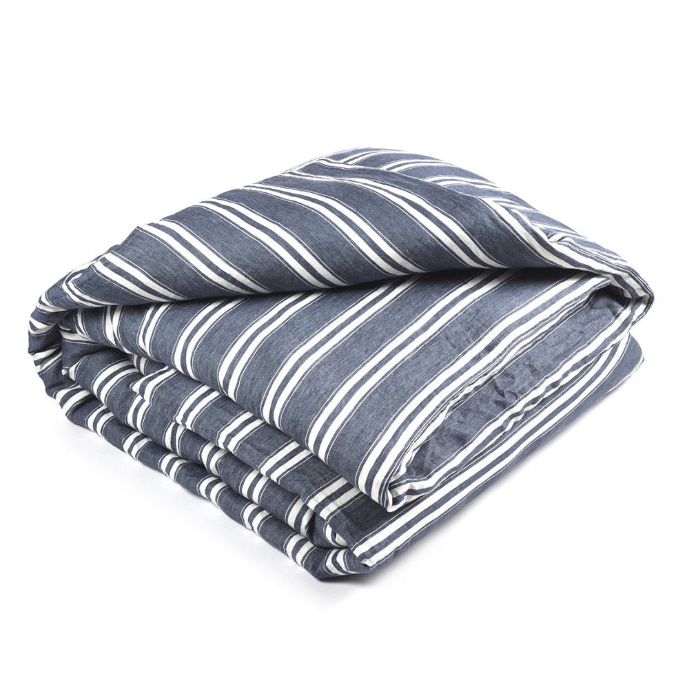 MORSTON STRIPE DUVET COVERS