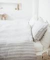 GUEST HOUSE STRIPE DUVET COVERS