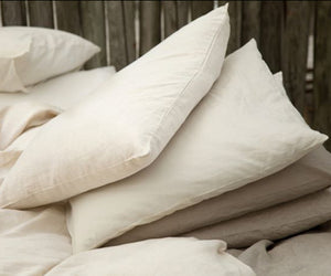 HERITAGE ORGANIC PILLOWCASES
