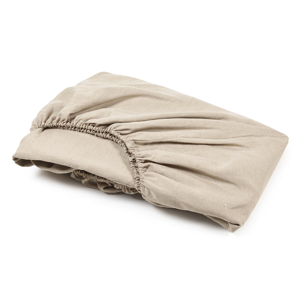 HERITAGE ORGANIC FITTED SHEETS