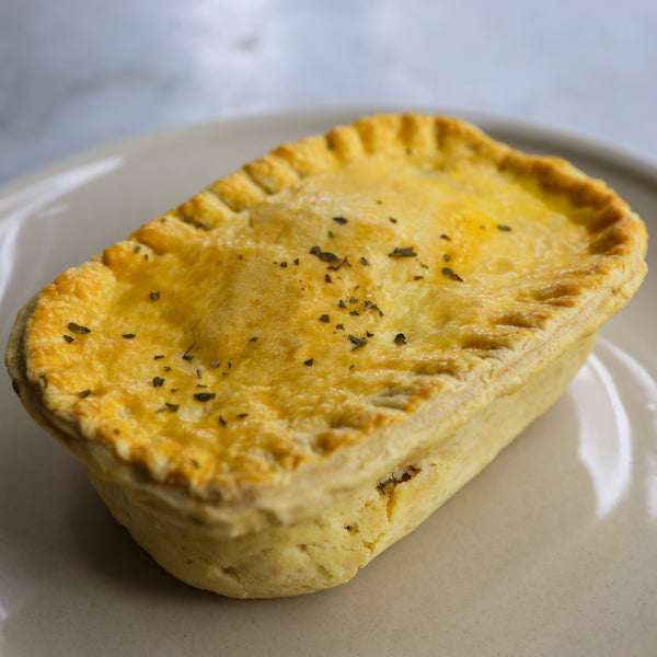 Classic Pork Pot Pie