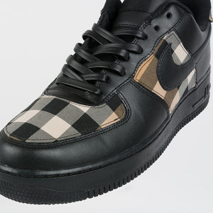 Air Force 1 Burberry BLACK by DREAMS®