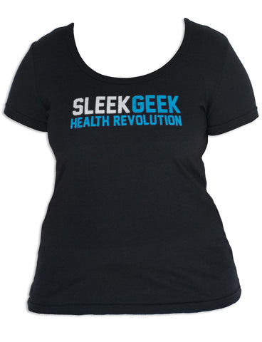 """Sleekgeek Health Revolution"" Women's T-Shirt"
