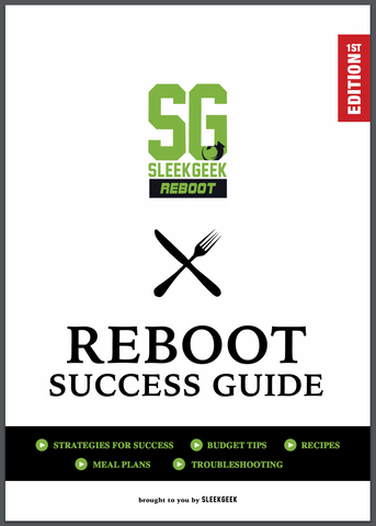 Sleekgeek REBOOT SUCCESS GUIDE [Physical Book]