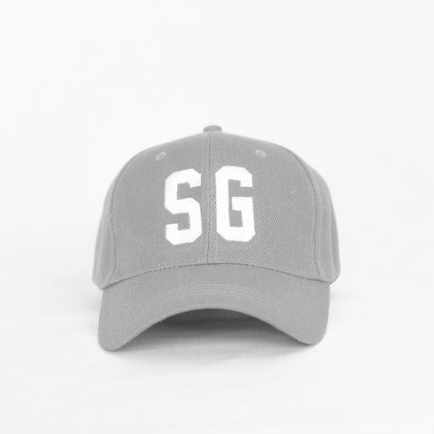 Goalcrusher Grey SG Cap