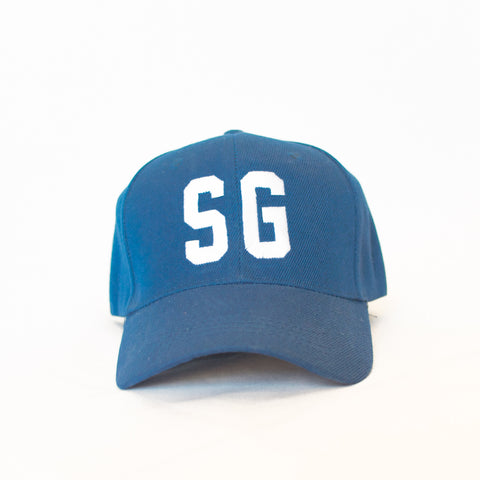 Royal Blue SG Branded Cap