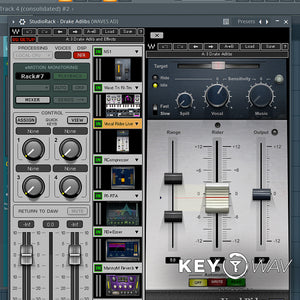 Drake Type WAVES Vocal Chain Preset