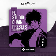 Load image into Gallery viewer, Ella Mai Type FL STUDIO Vocal Chain Preset