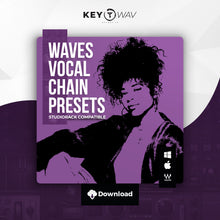 "Load image into Gallery viewer, ""Feelings"" WAVES Vocal Chain Preset"