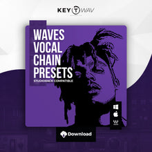 Load image into Gallery viewer, Juice Wrld Type WAVES Vocal Chain Preset