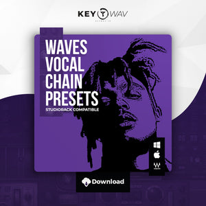"""Shadows"" WAVES Vocal Chain Preset"