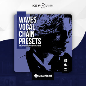 How It Goes WAVES Vocal Chain Preset