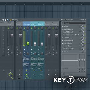 Killy Type FL STUDIO Vocal Chain Preset