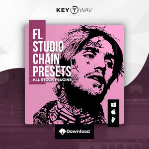Lil Peep Type FL STUDIO Vocal Chain Preset