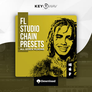 Lil Pump Type FL STUDIO Vocal Chain Preset