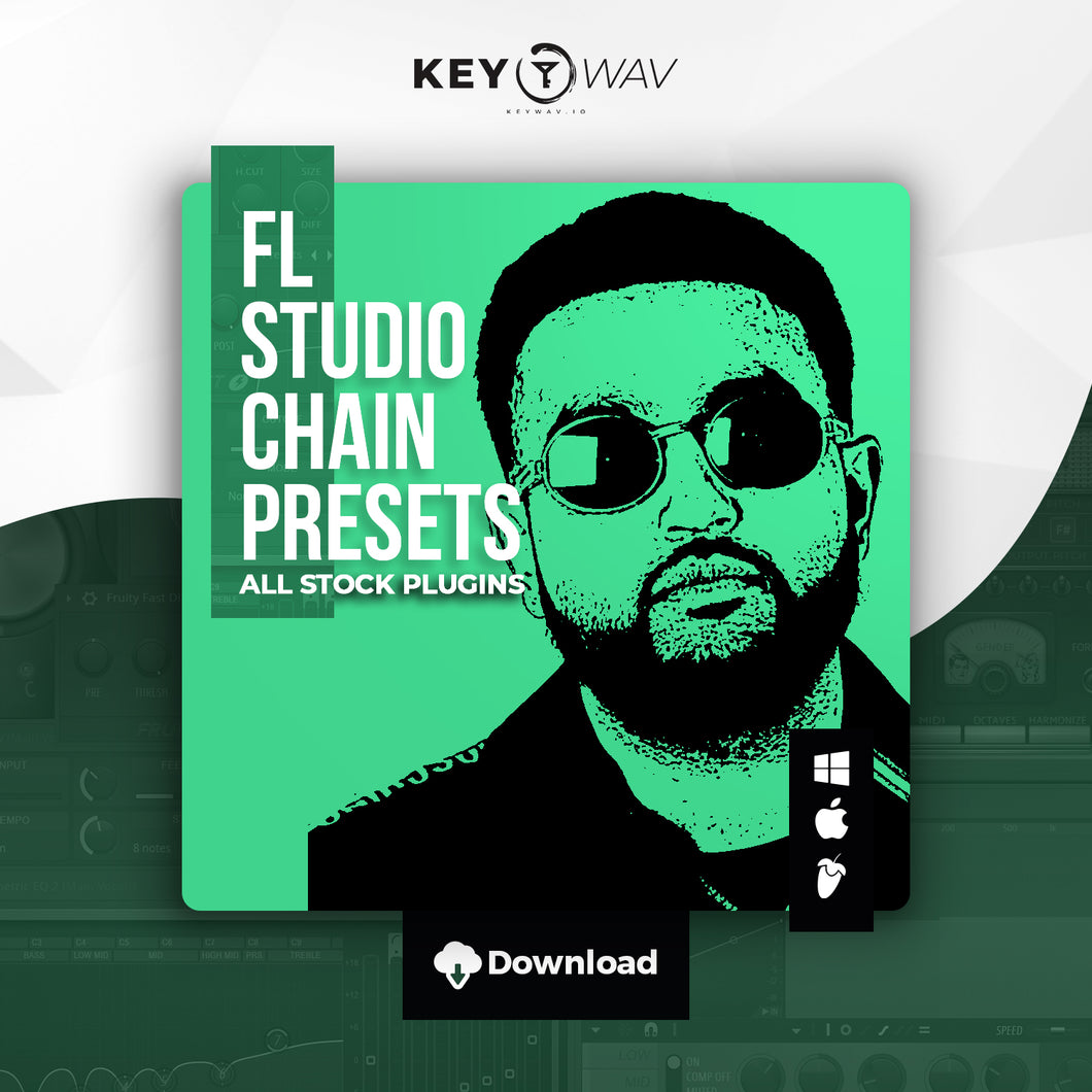 NAV Type FL STUDIO Vocal Chain Preset