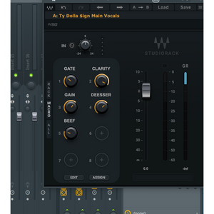 """Spice"" WAVES Vocal Chain Preset"