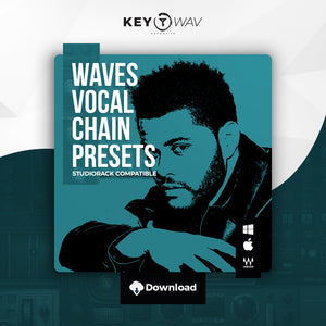The Weeknd Type WAVES Vocal Chain Preset