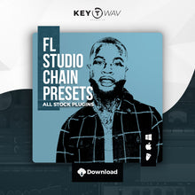 Load image into Gallery viewer, Tory Lanez Type FL STUDIO Vocal Chain Preset