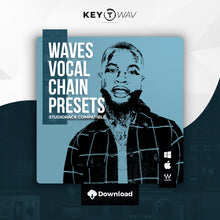 "Load image into Gallery viewer, ""Drippin"" (Sing + Rap) Type WAVES Vocal Chain Preset"