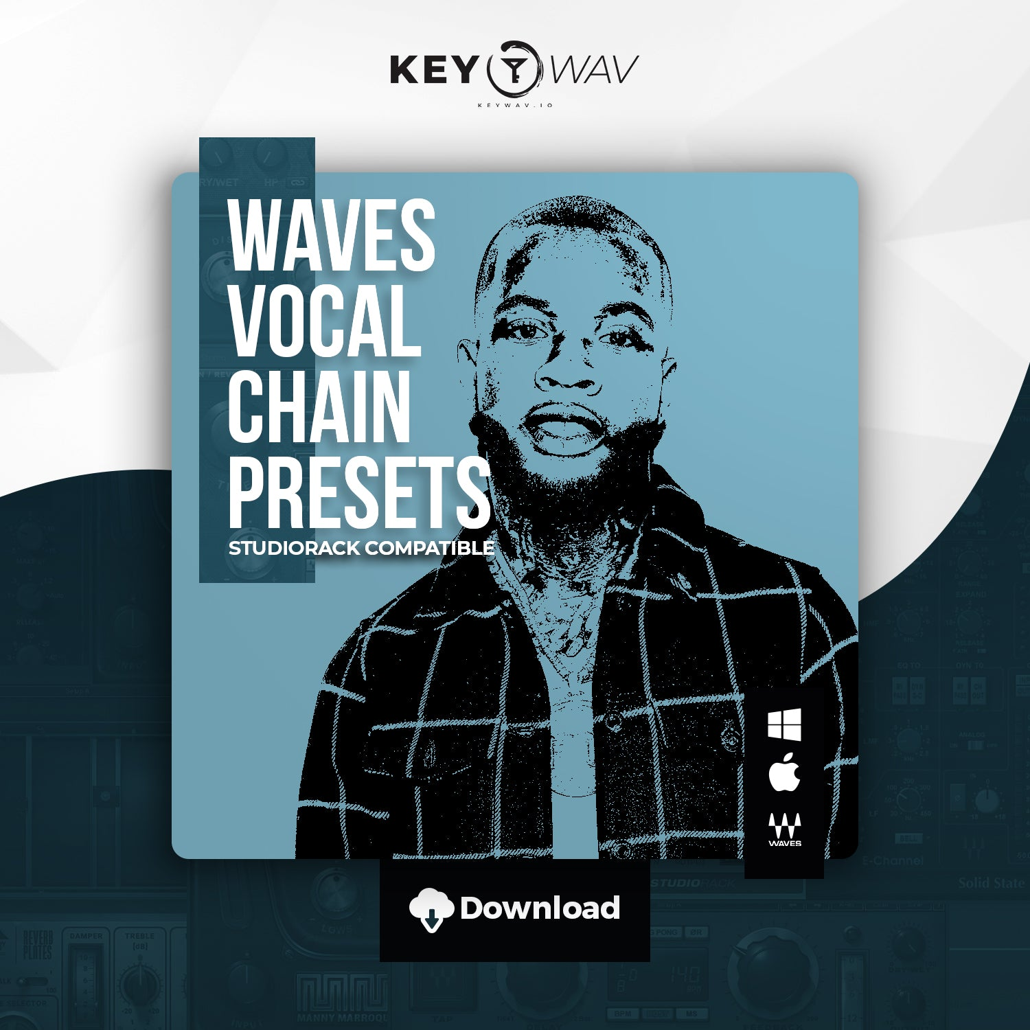 Tory Lanez (Sing + Rap) Type WAVES Vocal Chain Preset