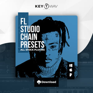 XXXTentacion Type FL STUDIO Vocal Chain Preset
