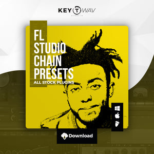 Amine Type FL STUDIO Vocal Chain Preset