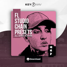 Load image into Gallery viewer, Blackbear Type FL STUDIO Vocal Chain Preset