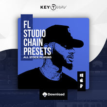 Load image into Gallery viewer, Bryson Tiller Type FL STUDIO Vocal Chain Preset