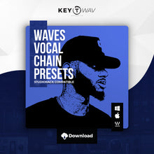 Load image into Gallery viewer, Bryson Tiller Type WAVES Vocal Chain Preset
