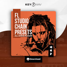 Load image into Gallery viewer, J. Cole Type FL STUDIO Vocal Chain Preset